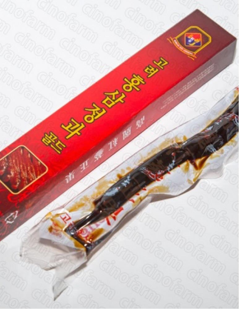 Красный корейский женьшень на меду,корень GOLD PREMIUM,30гр.,женьшень 95%,мёд 5%