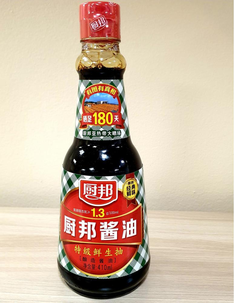 Соевый соус китайский 410 мл (стекло)