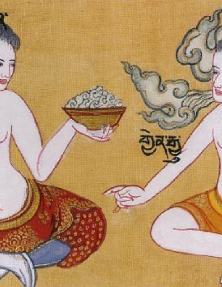 Натуральные лекарственные формы в традиционной китайской медицине. Вебинар М.А. Худовекова