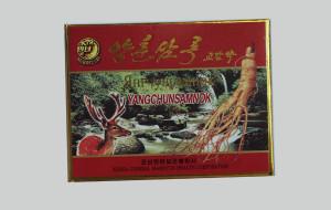 Янчунсамнок - женьшеневый афродизиак, 10 капсул