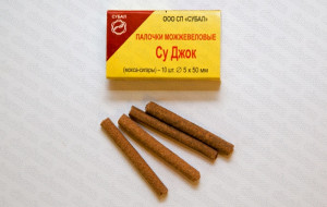 Сигара можжевеловая 5х50 мм (10 шт.)