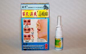 Спрей для носа Мяо Лин / Miao Ling