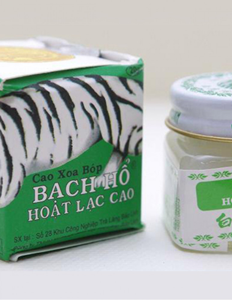 Мазь-бальзам Белый тигр / 20 г
